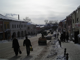 Улочка в Арзамасе