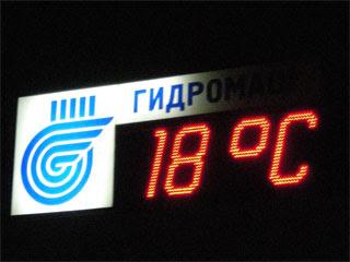 Температура