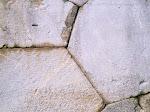 """Muro perimetral"" de Delfos (detalle)"