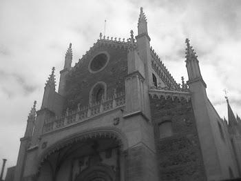 Los Jerónimos de Madrid