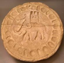 Moneda con elefante
