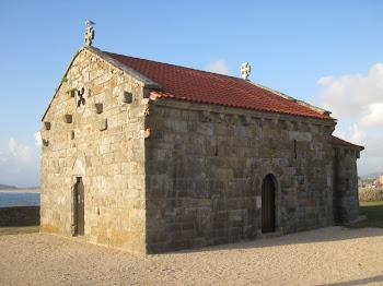 Capela A Lanzada (Sanxenxo, Pontevedra)