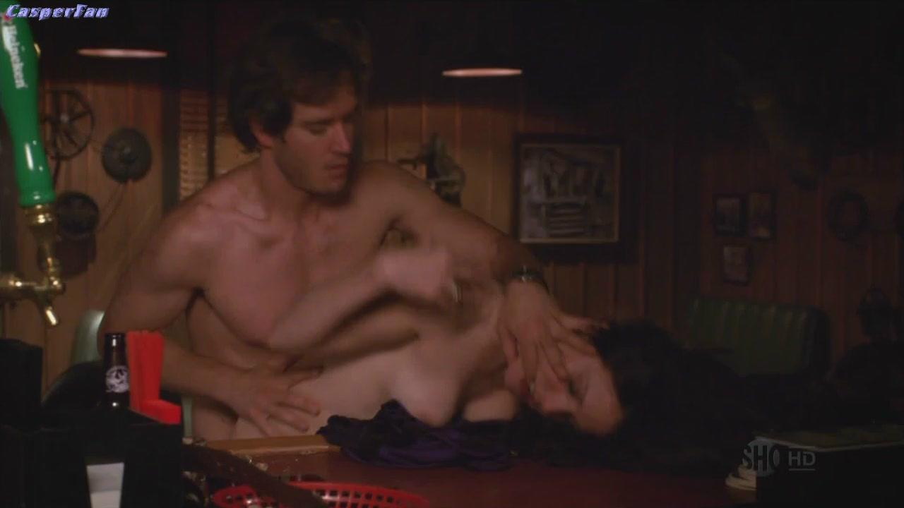 Saved By The Buns! Mark-Paul Gosselaar Strips Down NAKED