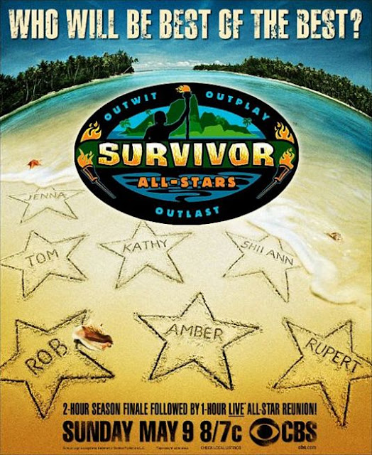 Survivor - Download Torrent Legendado (HDTV)