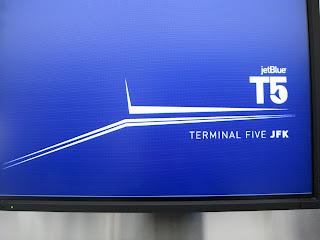 JetBlue JFK Terminal 5