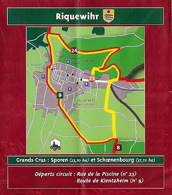 Alsace – Les Perles du Vignoble – Brochure