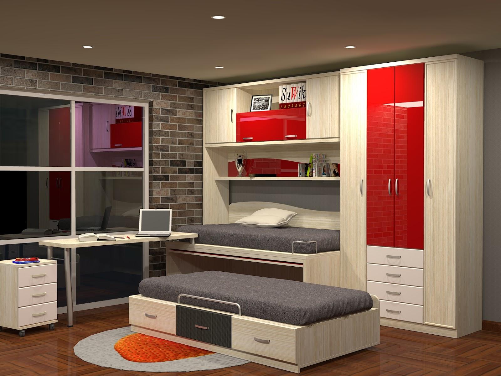 Tienda Dormitorios Juveniles Decoraci N Integral Para Tu  # Muebles Compactos