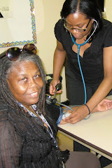 Blood pressure screenings