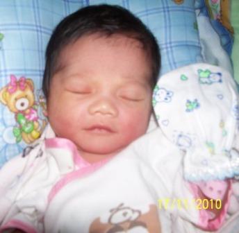 Putri Pertama Kami | Waktu Berganti Baru, Tahun Baru, Harapan baru, Semangat Baru, Motivasi Baru ...
