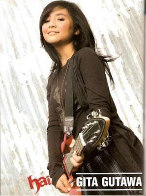 Foto Artis X Gita Gutawa Hot | Foto Artis - Candydoll