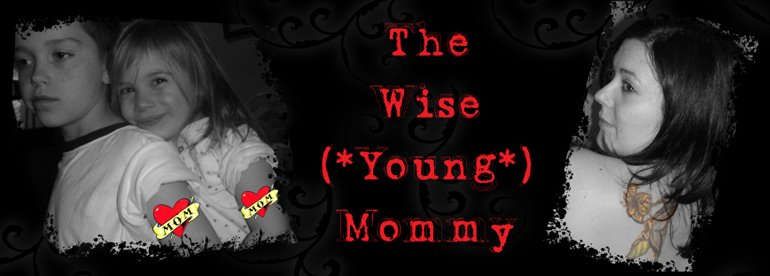 The Wise (*Young*) Mommy Blog Roll