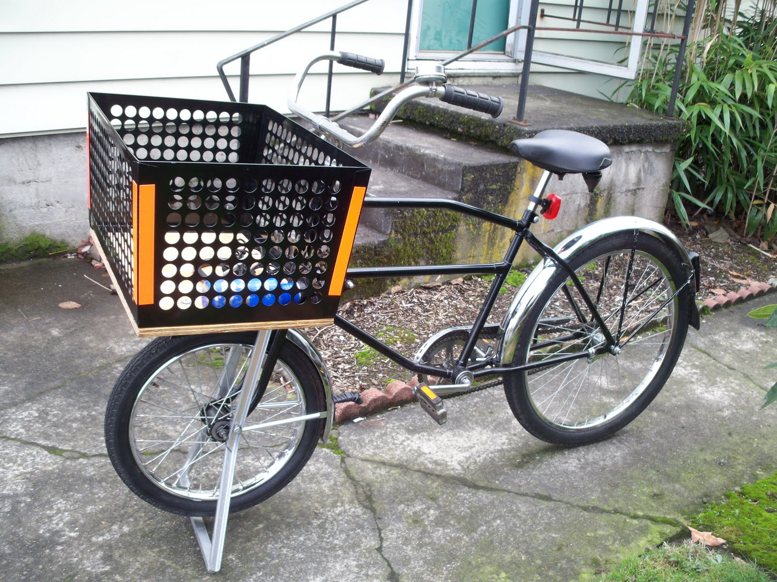A Worksman Cycle Truck! I've been fascinated by these bikes since the first ...