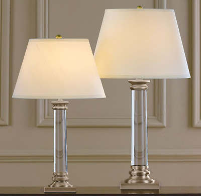Table lamp home sense