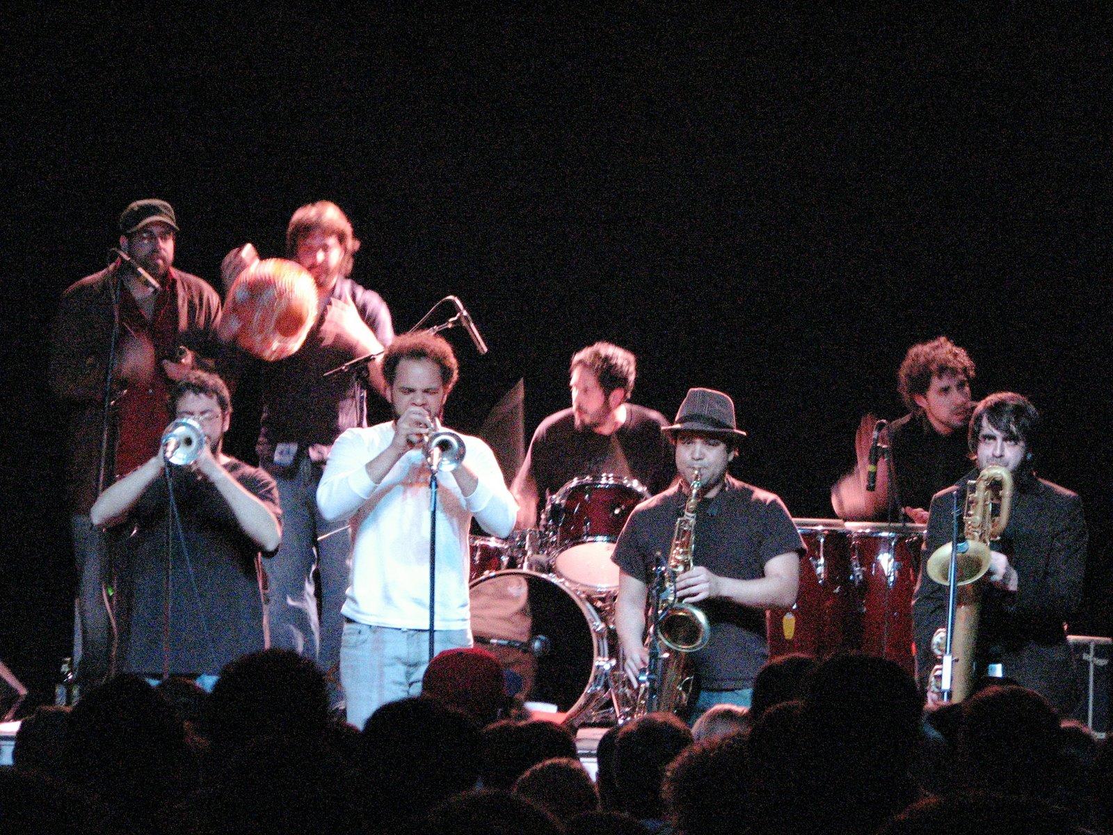 The Budos Band - Maelstrom