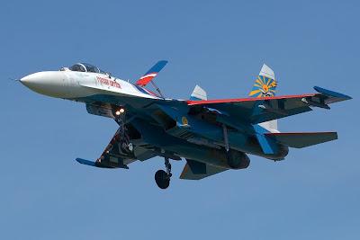 Su 27 Russian Knights 07 Pesawat Tempur Tercanggih Di Dunia