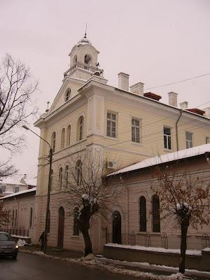 Yambol's Roman Catholic Church