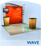Professional Trade Displays - Essential to Business in a Recession