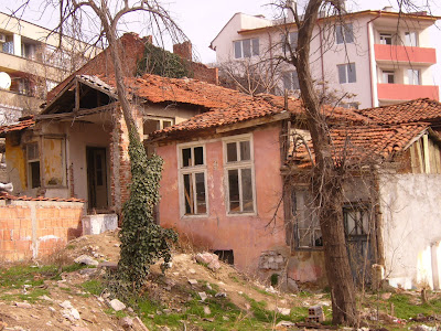 Derelict Homes in Yambol
