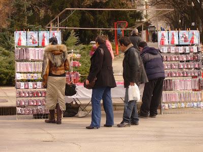 Martenitsa Day Gift Stalls Still Working