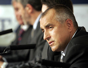 Boiko Next Bulgarian PM - Tell Us Something New