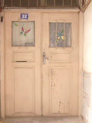 A Classic Yambol Town House Front Door