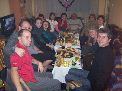 A Simple Christmas Eve Family Celebration In Bulgaria