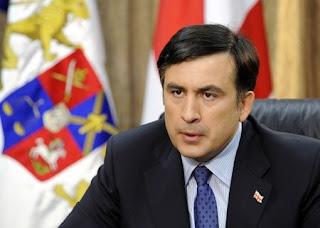 Mikhail Saakashvili, President of Georgia