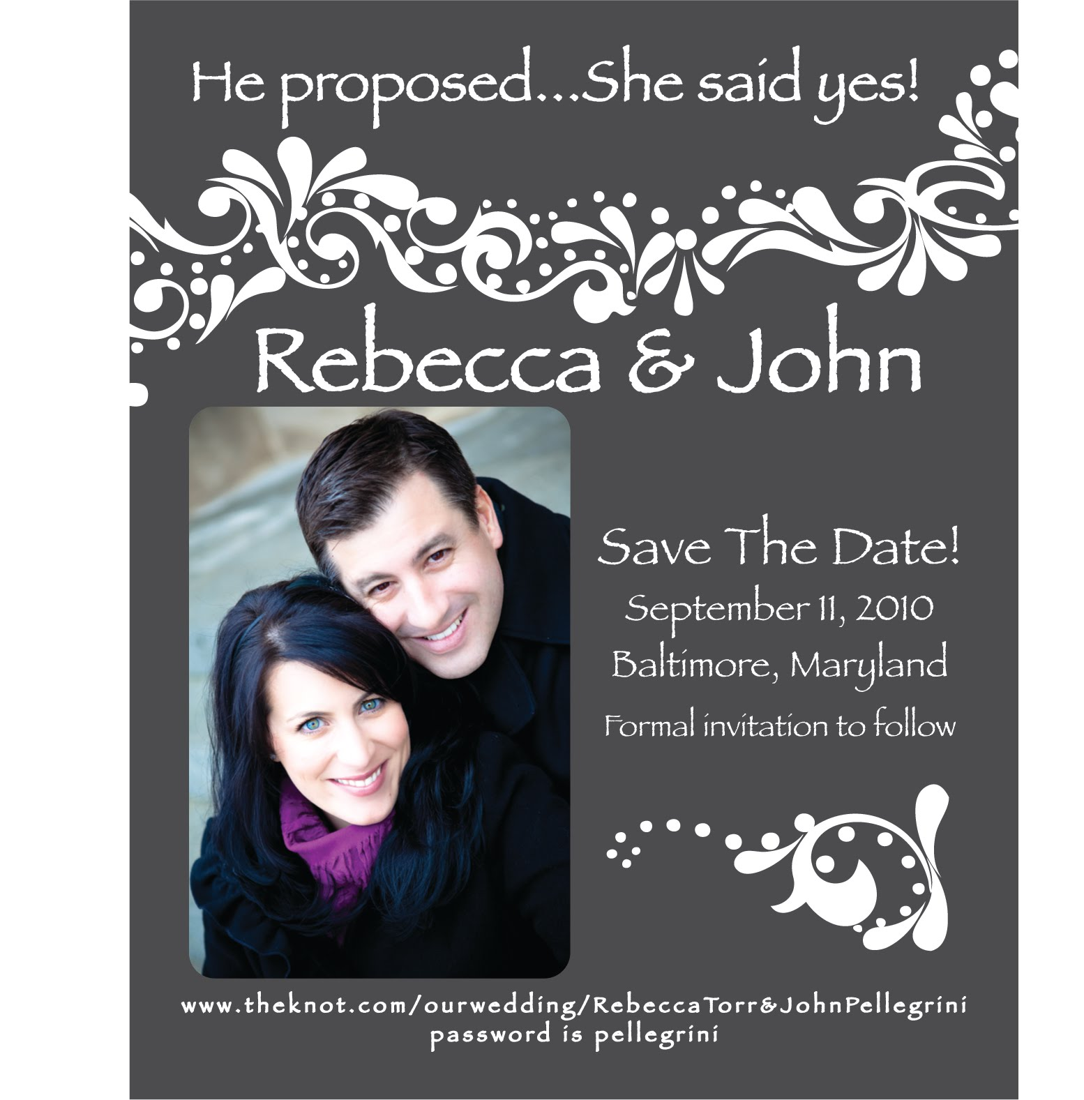 Here Are Some Recent Designs That I Have Done For Save The Date Magnets You Were All Great To Work With Looking Forward Designing Invites