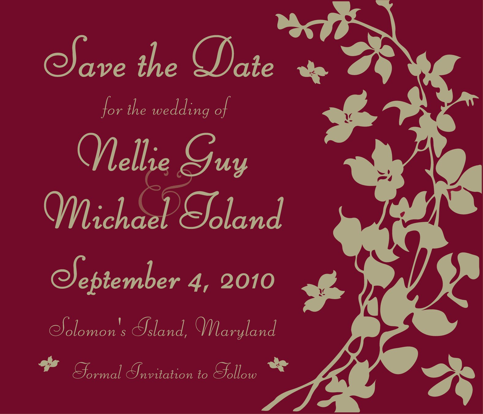 Fall Weddings • Time for Save the Dates! Kindly RSVP Designs Blog