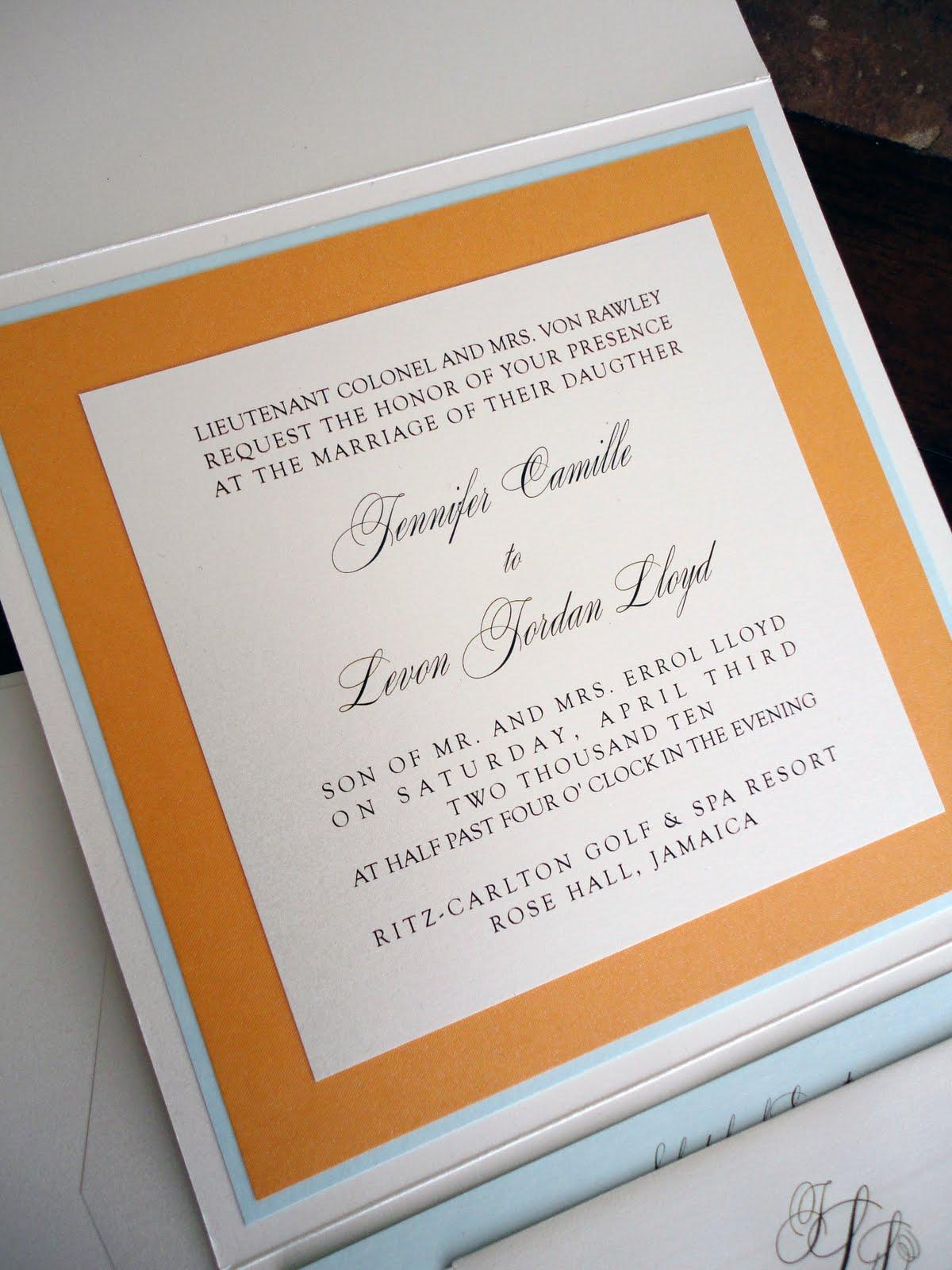 Pocket Invitations Baltimore :: Wedding Invitations Baltimore Kindly ...