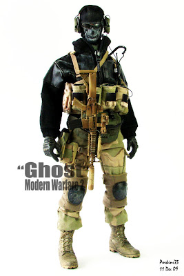 Modern Warfare 2 : Ghost