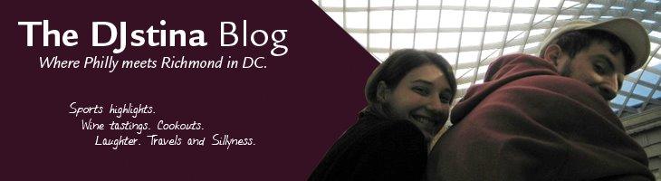 The DJstina Blog