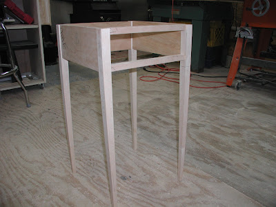 Table no clamps