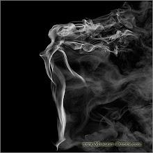 Arte em fumaça