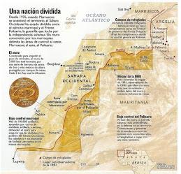 Sahara, el largo y tortuoso camino