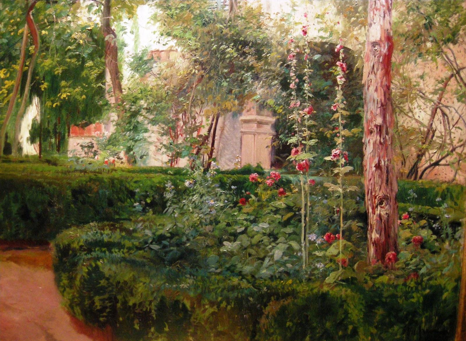 compartir sin m s jardines impresionistas