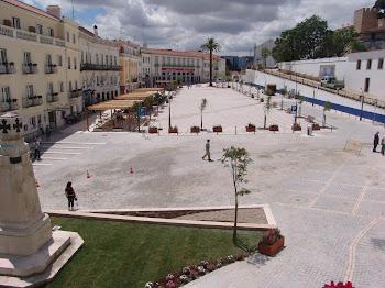 Praça 5 de Outubro - Torres Novas