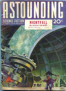 Astounding Science Fiction and Fact (septiembre 1941)