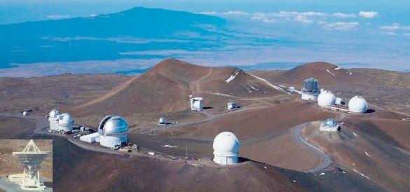 Complejo Astronómico Mauna Kea