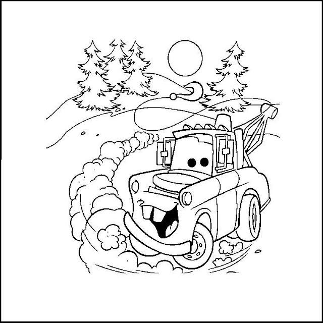 Coloriage Cars 2 a Imprimer Gratuit Coloriages  - coloriage à imprimer cars