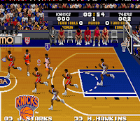 Download - Super Real Basketball - Rom Mega Drive