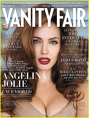 Angelina Jolie's Winter 2008