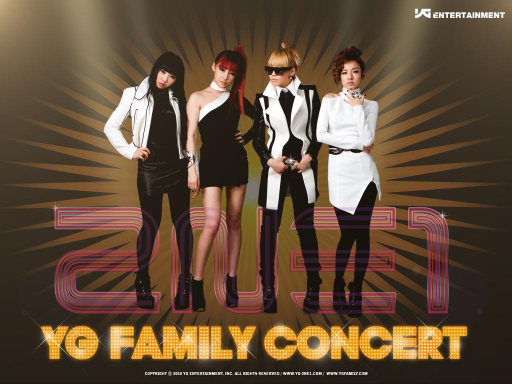 daily2ne1 2ne1 wallpapers for 2010 yg family concert