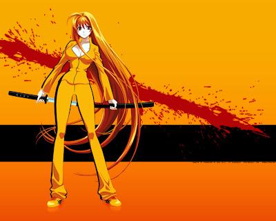 Adivina el anime - Página 2 Aya+Natsume+(tenjou+tenge)+Kill+Bill