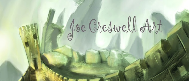 Joe Creswell Art