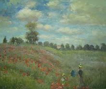 Manet Las Amapolas 1873