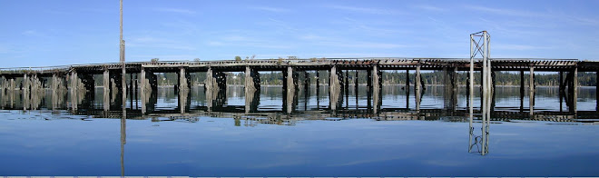 Woodard Bay Pier