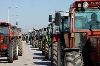 Μετ εμποδίων η κυκλοφορία στο κόμβο του Κεφαλόβρυσου και τις επόμενες ημέρες.