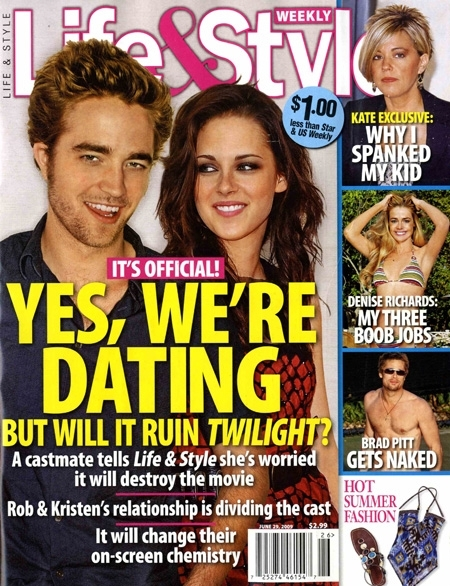 robert pattinson kristen stewart kissing public. Robert Pattinson and Kristen