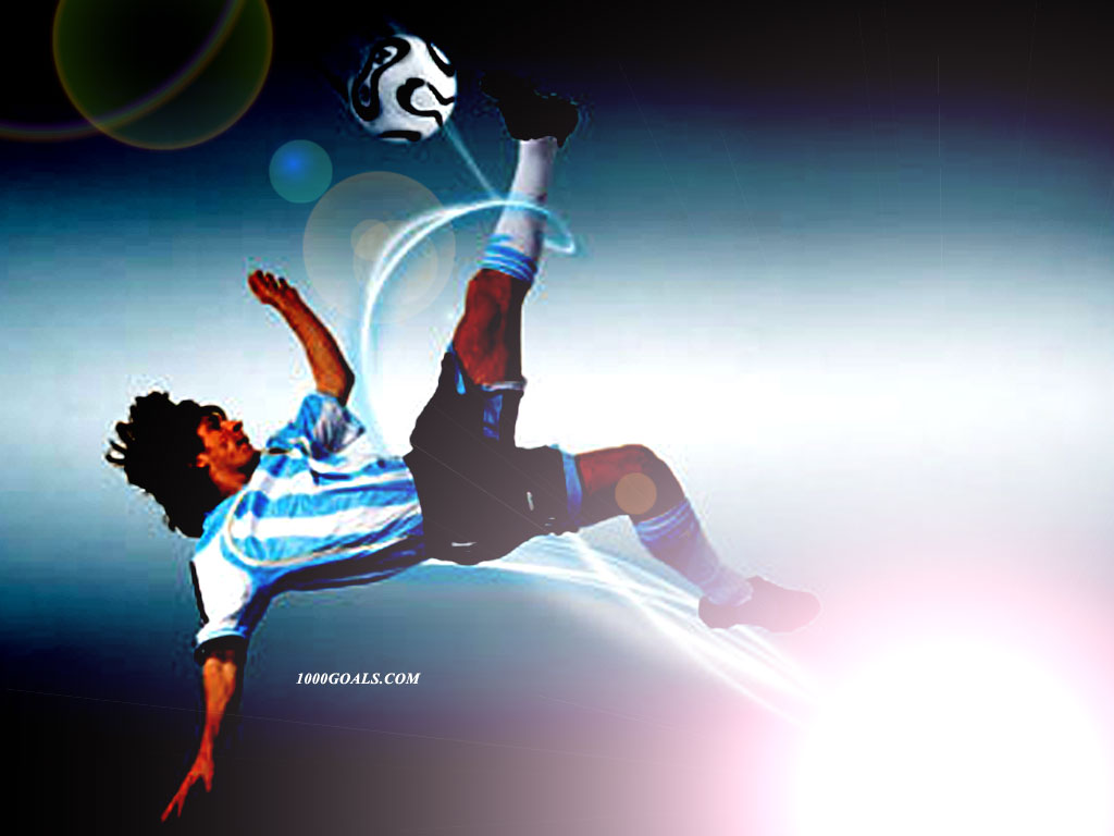 Lionel Messi Bicycle Kick
